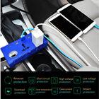 200W Pure Sine Wave Car Power Inverter Dual USB Ports Adapter DC 12V to AC 220V