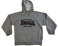 Lonsdale Boys Hoodie Hooded Sweatshirt Top Long Sleeve Youth Sz 9/10