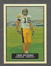 2009 Topps Magic Mini #93 Chad Greenway NM-MT Iowa