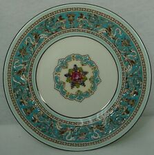 """Wedgwood china Florentine Turquoise W2714 pattern Bread Plate - 6"""""""