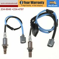 New  Set of 2  Up/Downstream Oxygen Sensor Fits For Honda Accord 2003-2007 2.4L