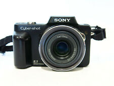 Sony Cyber-shot DSC-H3 Digital Camera - 8.1MP, 10x Optical Zoom, Carl Zeiss Lens