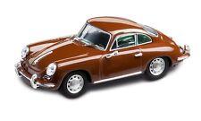 ORIGINALI PORSCHE 356 1963 modello limitato, Togo Marrone, 1:43 SPARK ** wap0203560h