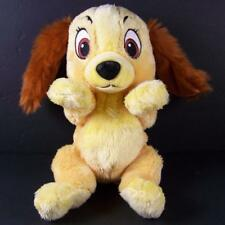 """Disney Babies Lady and The Tramp Plush Dog Puppy Pup Doll World Theme Park 10"""""""