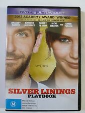 Silver Linings Playbook [M] (DVD, 2012, R4)