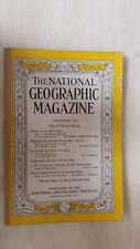 National Geographic- DECEMBER 1950: HOME TO THE HOLY LAND