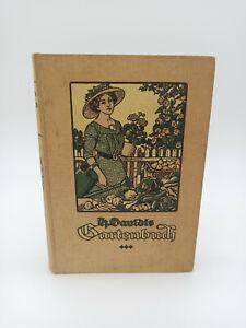 Küchen und Blumengarten für Hausfrauen Henriette Davidis 1912