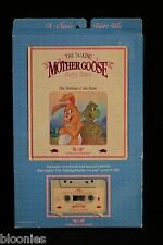 The Talking Mother Goose Fairy Tales Book & Cassette Tape TORTOISE & THE HARE