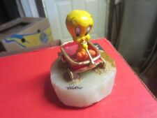 1999 RON LEE TWEETY BIRD IN RED WAGON FIGURINE 569 OF 950 WARNER BROS  C35