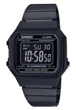 Casio Vintage Watch * B650WB-1B Digital Black Steel Ivanandsophia COD PayPal