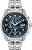 Citizen AT9030-80L Eco-Drive Radio Controlled World Time Perpetual Men's Watch