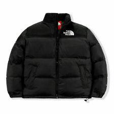 UK Men Women THE NORTH FACE Zip Warm Winter Down Jacket Hoodied Tops Casual Coat