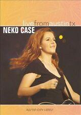 Neko Case Live From Austin DVD