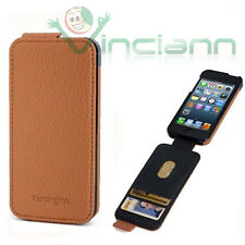 Custodia portafogli Portafolio™ Flip p iPhone 5 5S SE pelle originale Kensington