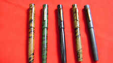 RANGA HANDMADE BIG DUOFOLD EBONITE FOUNTAIN PEN -MODEL3