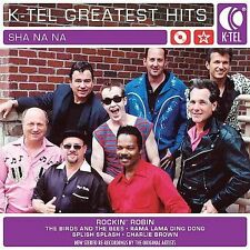 K-Tel Greatest Hits: Sha Na Na CD