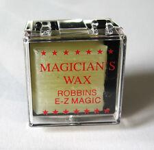 Magicians Wax Close Up Every Magician's Secret Gimmick Magic Trick + Bonus Trick
