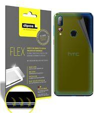 2x Schutzfolie für HTC Desire 19 Plus Rückseite inkl. Rundung 3D Full Cover Flex