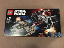 Lego Star Wars Vader Tie Advanced V un ala 75150 Totalmente Nuevo