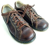 Dr. Martens Rohan Mens Size 13 Brown Casual Walking Leather Oxfords Shoes