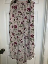 J. NWT American Eagle Outfitters Hi Waisted Floral Skirt Large