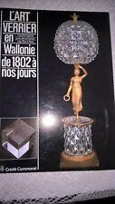 L'ART VERRIER EN WALLONIE DE 1802 A NOS JOURS