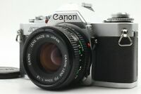 [N Mint++] Canon AV-1 Canon New FD 50mm f/1.8 SLR 35mm Film Camera from Japan