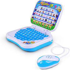 Baby Kids Pre School Educational Early Learning Study Toy Laptop Computer Game