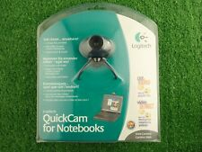 Logitech QuickCam for Notebooks Web Camera Unopened