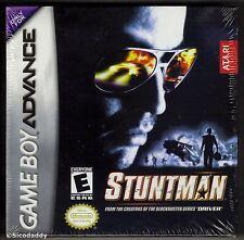 GBA Stuntman (2003), Nintendo Of America, Brand New & Factory Sealed