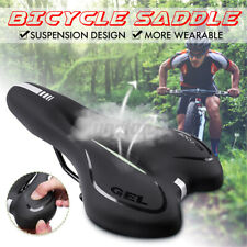 Bicycle Bike Cycle MTB Saddle Road Mountain Gel Pad Soft Cushion Seat Comfort