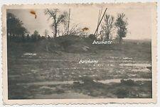 Foto Russland-Feldzug Bunker- 1944  2.WK (t03)