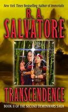 The DemonWars Saga: Transcendence 6 by R. A. Salvatore (2003, Paperback)