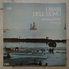Giorgio Carnini-I Mari DELL 'UOMO 2lp bande sonore Beat Rec. BL 4018 ITALY 1983