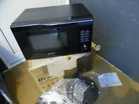 Samsung MC28M6055CK Kombi Mikrowelle mit Grill und Heißluft / 900W 28L schwarz