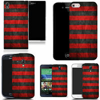 Motif case cover for All popular Mobile Phones  - red grove