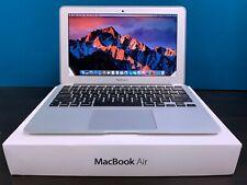APPLE MACBOOK AIR 11 INCH LAPTOP | TURBO BOOST | 3 YEAR WARRANTY | SSD
