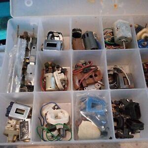 1/24 scale slot cars Parts Lot