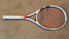 Good condition Babolat Pure Strike VS Tour 2017 16x19 4 3/8 tennis racquet