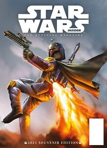 STAR WARS: INSIDER Magazine 2021 Souvenir Edition