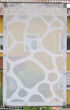 Scheibengardinen Breite 41 cm x Höhe 67 cm -  neu  - modern