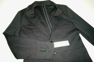 calvin klein mens WEEKEND jacket two button STRETCH casual blazer sports coat-Sm