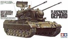 Tamiya Flakpanzer Gepard Anti-Aircraft Tank 1/35 Scale #35099