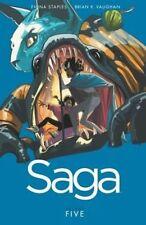 Saga Image Comics American Comics & Graphic Novels