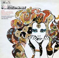HMV ASD 2520 RIMSKY KORSAKOV SCHEHERAZADE LP VINYL RECORD ALBUM PLAY TESTED