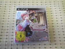 Atelier Rorona the Alchemist of Arland para PlayStation 3 ps3 PS 3 * embalaje original *