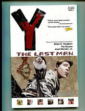 Y: THE LAST MAN VOLUME 1: UNMANNED! TPB (8.0) 13th PRINT