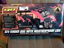 New ATV Fenderbag with Waterproof Lids REALTREE CAMO by QB QuadBoss