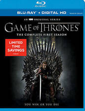 Game of Thrones: Season 1 (Blu-ray Disc, 2016, 5-Disc Set)