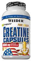 Weider Pure Creatine Kapseln (10,68€/100g) 200 Caps Dose Kreatin !WeiderPartner